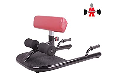 D Dr. Health Multifunctional Sissy Squat-Deep Squat-Abdominal Bench&Leg Exercise Machine