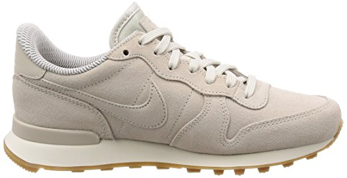 Nike Damen W Internationalist SE Gymnastikschuhe Beige (Light Bone Li G H T Bonephantom004)