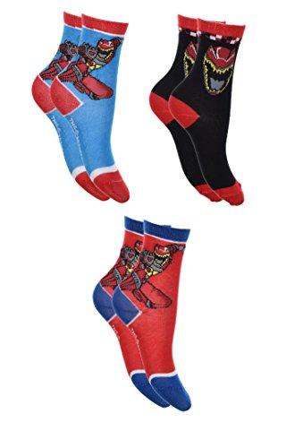 Official Boys Girls Ninja Turtle Spiderman Power Rangers Paw Patrol Socks