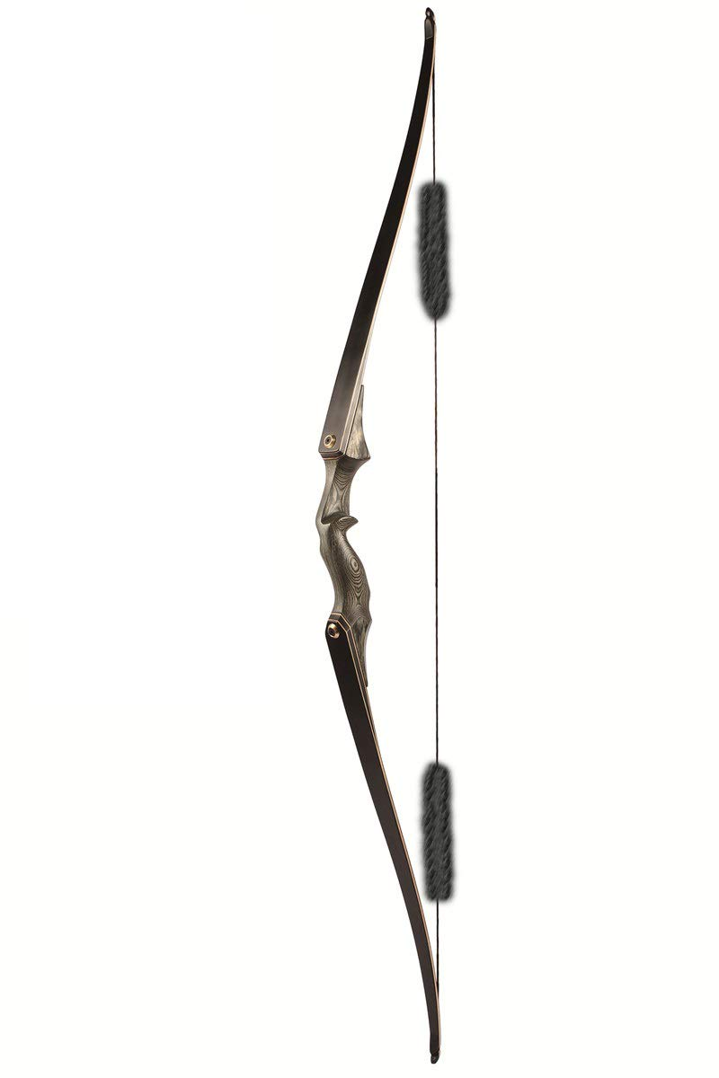 Archery Takedown Long Bow 60inch Traditional Hunting Bow Target Practice 40-50 Lbs