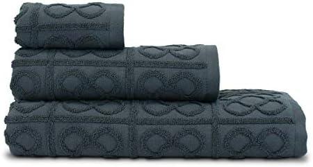 Compra COTTONREUS Toalla Flor de Barcelona, 100% algodón de 500 ...