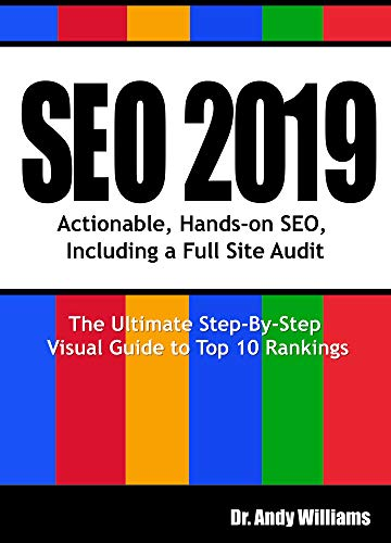 SEO 2019 Actionable Hands Including ebook product image