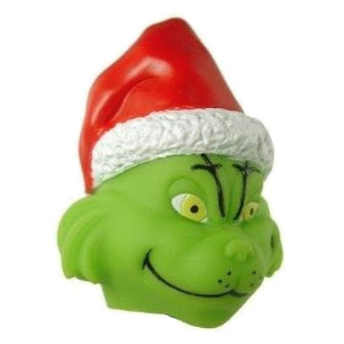 exclusive-retired-2001-the-grinch-car-antenna-topper-antenna-ball-blockbuster-collectible