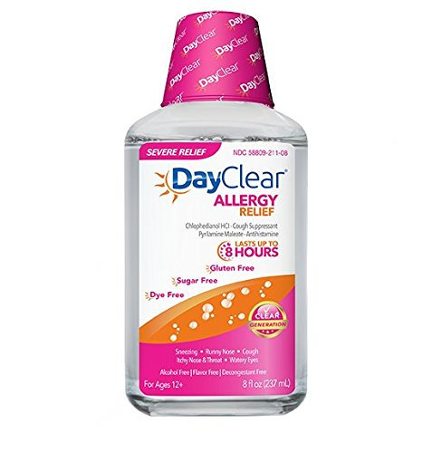 DayClear 211081 Allergy Relief