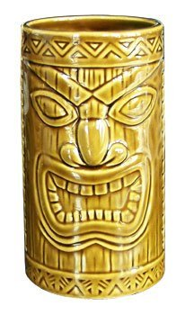 Lucky Vintage Tiki Mug 6'' by KC Hawaii by Unknown