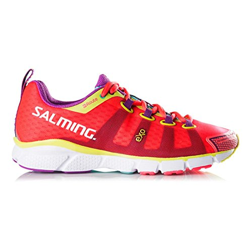 Salming enRoute Shoe Women Diva Pink Red