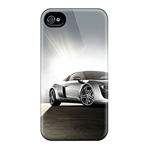 Best Hard Phone Cover For Iphone 6plus With Customized Attractive Audi R8 Pattern ErleneRobinson