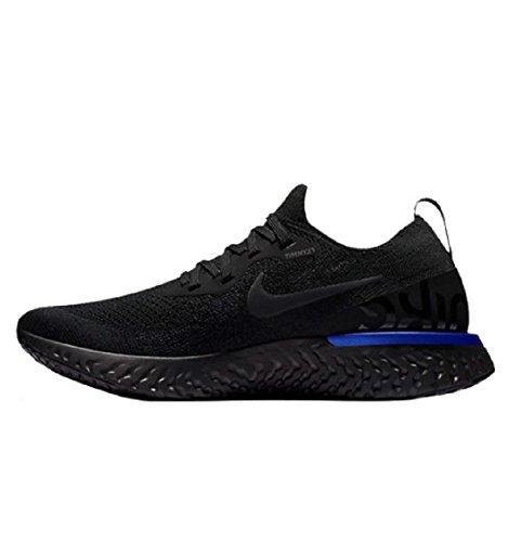 Wmns Nike Épique Réagir Flyknit - Chaussures Pour Femmes / Noir Nike l6xhmOwkSq