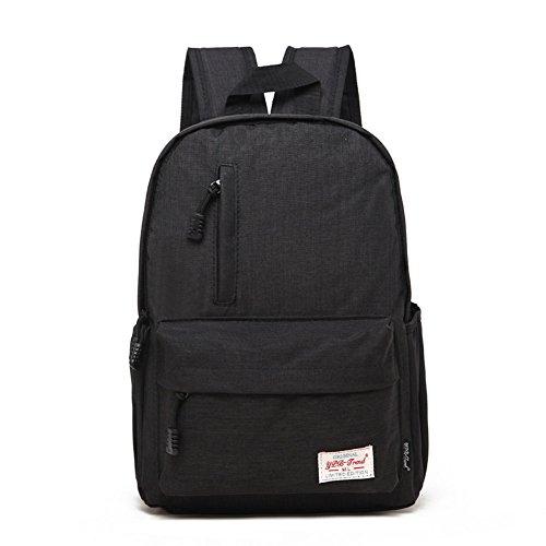 Travel Outdoor Computer Backpack Laptop bag 16''(black) - 8
