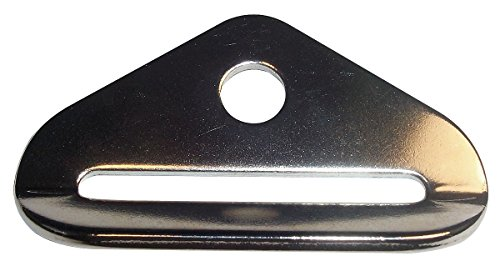 75ede04294d4c Anchor Plate, 1 In., SS, PK2: Arc Welding Accessories: Amazon.com ...