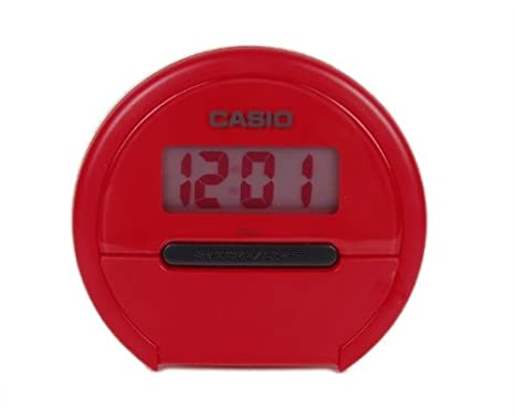 Reloj Despertador CASIO PQ-32-4EF Digital FUNZIONE SNOOZE LIGHT: Amazon.es: Hogar