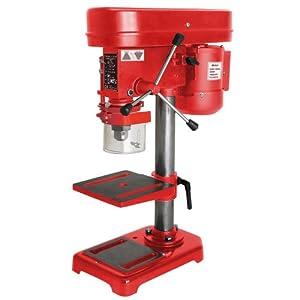 Timbertech 5 Speed Pillar Bench Drill Press 350w 230 V