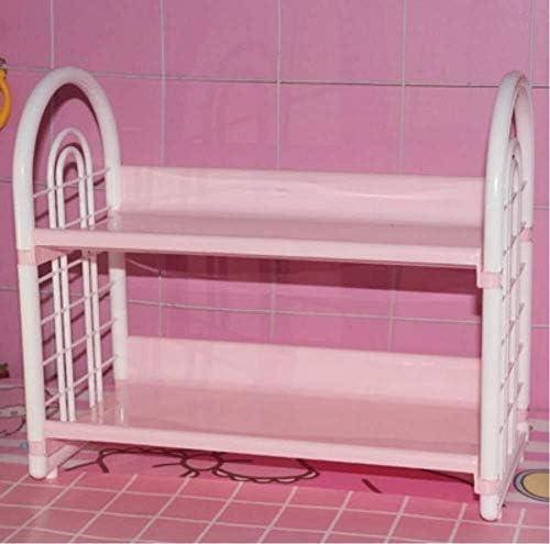 XWYSSH主催 Officeのストレージボックス化粧品収納ラック/化粧品収納ダブル浴室かわいいストレージボックスを仕上げラック