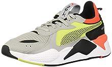 PUMA Men's RS-X Sneaker, High Rise-Yellow Alert, 8.5 M US