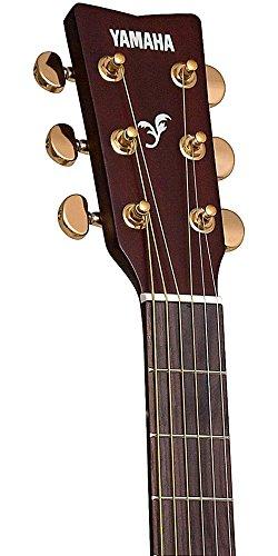 yamaha fx335c dreadnought acoustic electric guitar tobacco sunburst buy online in uae. Black Bedroom Furniture Sets. Home Design Ideas