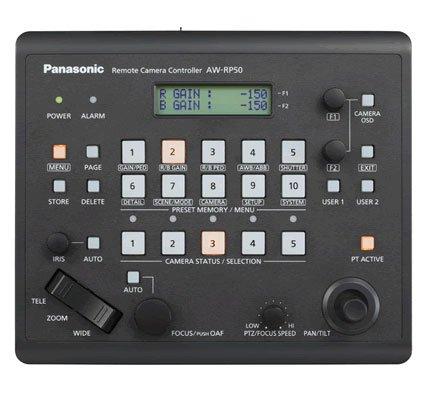 Panasonic Cctv (Panasonic AW-RP50N - CCTV camera remote con)