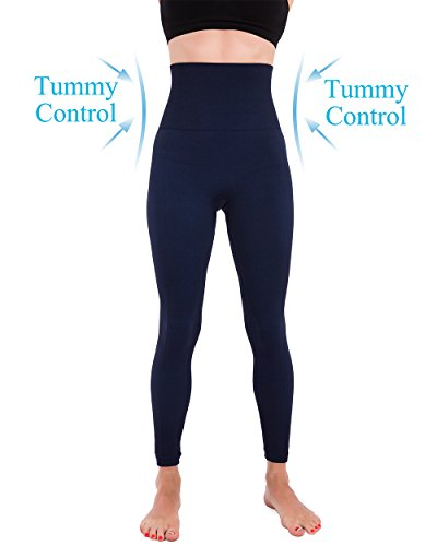 Homma Activewear Thick High Waist Tummy Compression Slimming...