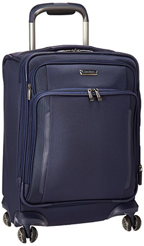 (Samsonite Silhouette Xv Softside Spinner 21, Twilight Blue)