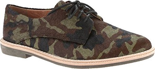 Vince Camuto Donna Nilee Oxford Classic Camo Haircalf
