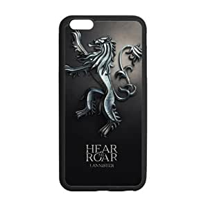 Super Custom Game of Thrones Phonecases Case for iPhone 6 5.5 inch edge(Laser Technology)