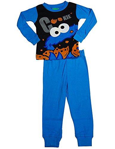 Sesame Street Little Sleeve Pajamas