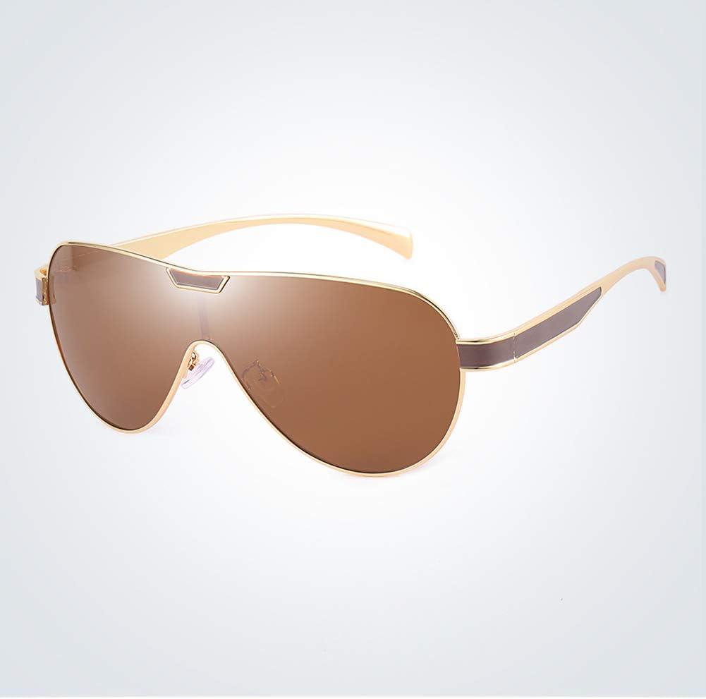 AHAQ Gafas de Sol de Moda, polarizador Neutro, protección UV, Adecuado para Conducir, Pescar, Esquiar