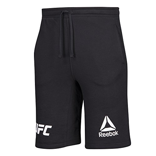 Reebok UFC Mens French Terry Shorts – DiZiSports Store