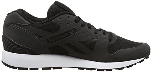 Para 6000 Hombre Eu white Hidden Tech Gl Messaging Reebok black 41 aq9817 Zapatillas Negro Pack 0afxUfHw