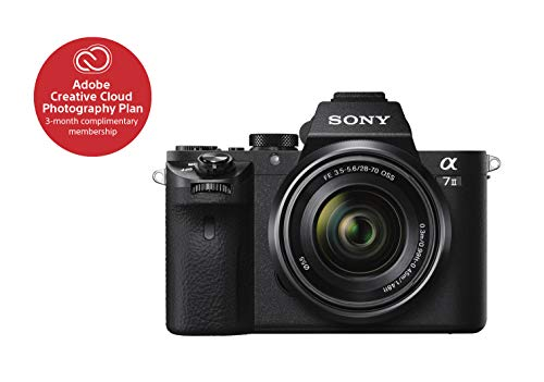 Sony Alpha a7IIK Interchangeable Digital Lens Camera  with 70-300mm Lens
