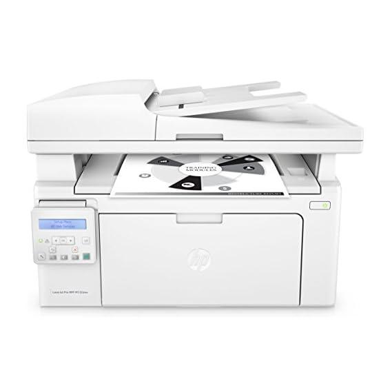 HP M132snw LaserJet Pro Multi-Functional Printer (White)