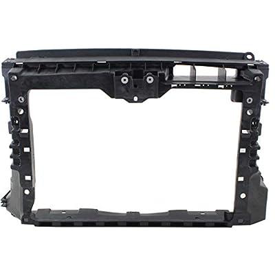 Garage-Pro Radiator Support for VOLKSWAGEN PASSAT 12-15: Automotive