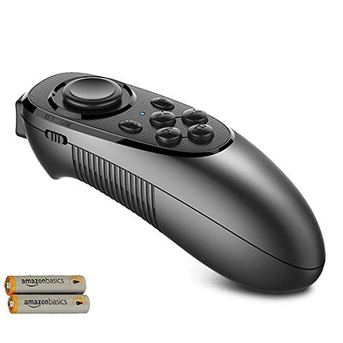 VR Remote Controller Gamepad Bluetooth Control VR Video, Game, Selfie, Flip E-Book/PPT/Nook Page, Mouse, in Virtual…