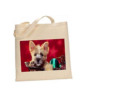 Terrier FC perro 100 55 algodón bolsa Cairn de Y4qwd4