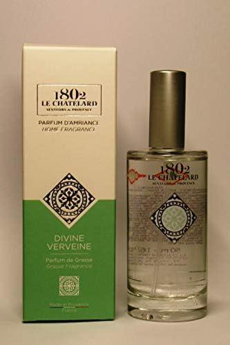 Le Chatelard Parfum D'Ambiance Verveine (Verbena, Eisenkraut) Raumspray 50 ml
