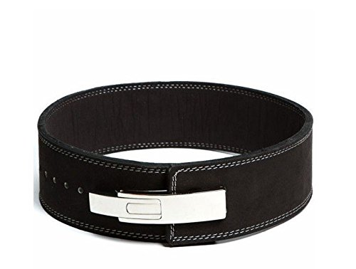 lever weight lifting belt