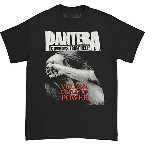 Bravado Men's Pantera Vulgar Display Of Power T Shirt