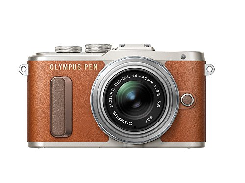 Olympus PL8 Brown 14 42mm Silver