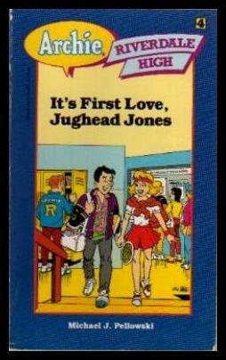 It's First Love, Jughead Jones: Riverdale High Book: It's First Love, Jughead Jones - Book #4 (Jughead Jones)