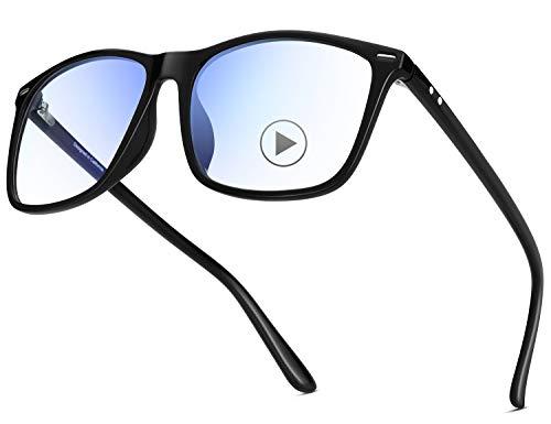 3a9e2c36bc09 YAROCE Blue Light Blocking Glasses Anti Glare Computer Glasses Vintage Blue  Blocker Glasses Square Blue Light Glasses Women Men UV Protection