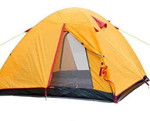 Ultralight 2/3-Personen Outdoor Camping Zelt-Kit – Blau