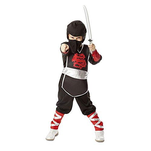 Ninja Role Play Costume Set, Imaginative Toys, 2017 Christmas Toys (Toy Kingdom Halloween 2017)