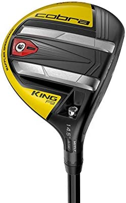 Cobra Golf 2019 F9 Men s Speedback Fairway Black Yellow