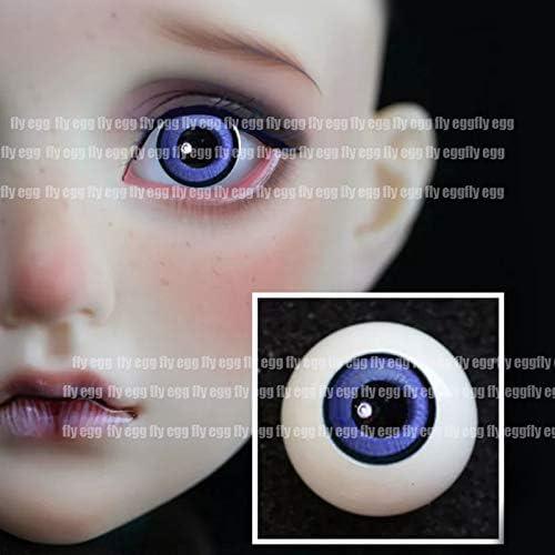 アリスの人形屋紫、青美容 bjd 人形の目プラスチック製の sd 眼球 1/3 1/4 1/6 8 ミリメートル 10 12 ミリメートル 14 ミリメートル 16 ミリメートル 18 ミリメートル 20 ミリメートル 22 センチメートル bjd 人形用