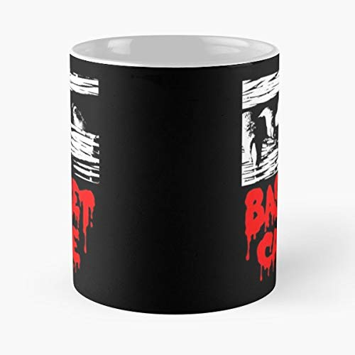 Basket Case Horror Movie Retro - 11 Oz Coffee Mugs Unique Ceramic Novelty Cup, The Best Gift For Halloween.]()