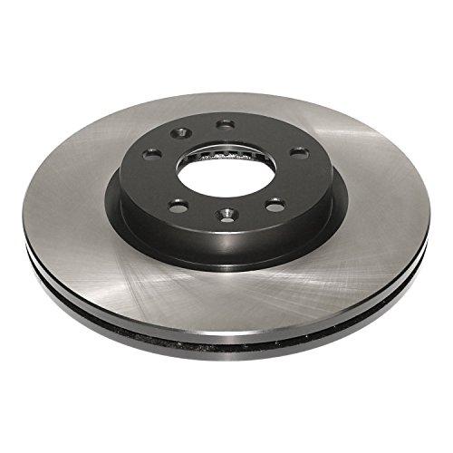 DuraGo BR5414202 Front Vented Disc Premium Electrophoretic Brake Rotor