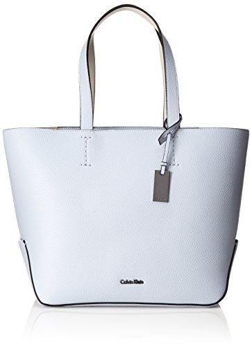 Calvin Klein Damen Edit Medium Shopper Tote, 16 x 28 x 28 cm, Violett