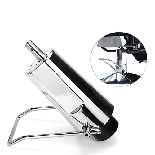 ZUINIUBI Barber Hairdressing Chair Replacement Hydraulic Pump 4Screw Pattern for Beauty Salon