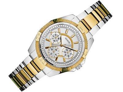 Guess Bicolor relojes mujer W0235L2: Amazon.es: Relojes