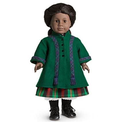 d18f1eeaa Amazon.com  American Girl Addy s Winter Coat for 18