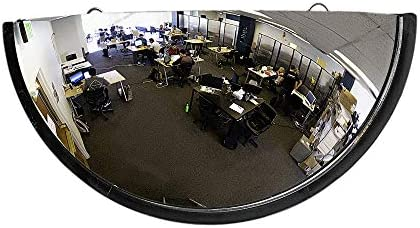 Acrylic Security Driveway Warehouse Circular product image